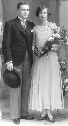 Alfons & Clara (1934)